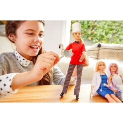 Barbie Careers Chef Doll - DVF50