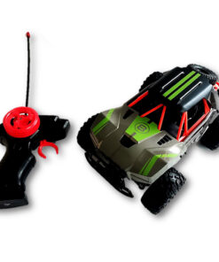 Troytech Remote Controlled Fast Off-Road Car- GREEN