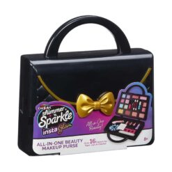 Shimmer 'n Sparkle InstaGlam All-in-one Beauty Makeup Purse -TO-07312