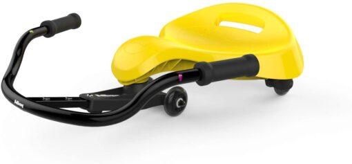 JD BUG Kids Swayer Pedal Ride - Yellow