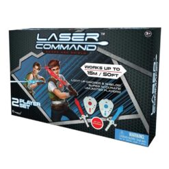 Laser Command Sword and Shield - 80039