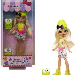 Hello Kitty Keroppi doll + Dashleen - GWW92