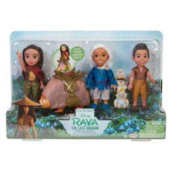 Disneys Raya And The Last Dragon Petite Raya And Friends