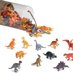Terra Dinosaurs In Tube Assorted Animals - AN6003Z