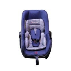 Monami Carseat For Baby With Hand Carrier- LB-321-Blue Gray