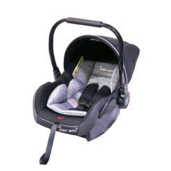 Monami Carseat For Baby- LB-321-BLACK