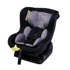 Monami Baby Carseat BLACK- LB-777-GRAY