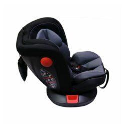 Toys 4you Monami Baby Car seat - LB-717 Grey/Black