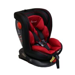 Toys 4you Monami Car Seat 360 Rotating & reclining 12 Years, From 0-36 RED