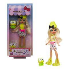 Hello Kitty Keroppi doll + Dashleen – GWW92