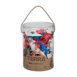 Terra Sea Animals In Tube – AN6002Z