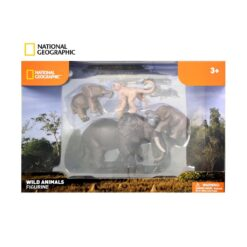 National Geographic Animals Play Set