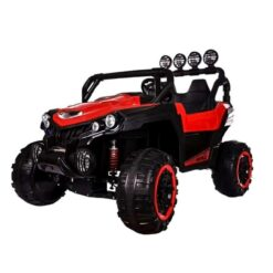 Polaris Monster Buggy Jeep Kid's Ride On Rechargeable Car NI-903 RED