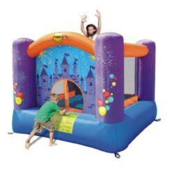 Happy Hop Inflatable Firework Bouncy Castle-9001F