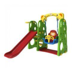 Sunny Jumbo Slide With Swing Rope - CHD-101
