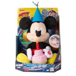 Happy Birthday from Mickey Plush Toy - 184244