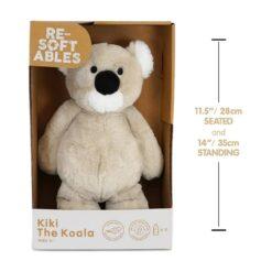 Resoftables Plush Koala Kiki Medium 14 Inches - 79494-ATL