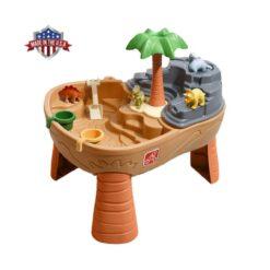 Step2 Dino Dig Sand & Water Table - Brown - 874500