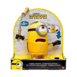 Minions Rise Of Gru Mighty Stuart With Kung Fu Action Figure - GMF21