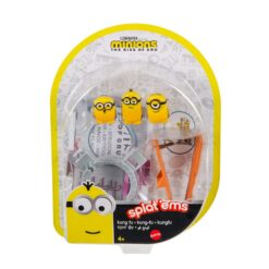 Minions Splat 'Ems 3-pack Toy Assortment for 4 Year Olds & Up - GMD77