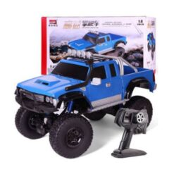 2.4GHz 1:8 Scale Climbing Racing Radio Control Car (Blue) – 2855AI