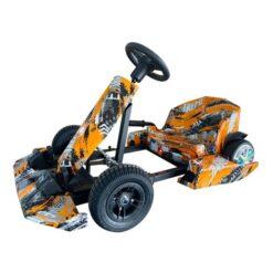 Top Gear Drift Trike 36V – TG-100-36V - Orange/Black