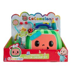 Cocomelon Feature Roleplay Musical Checkup Case- CMW0034