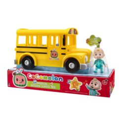Cocomelon Feature Vehicle School Bus - CMW0015
