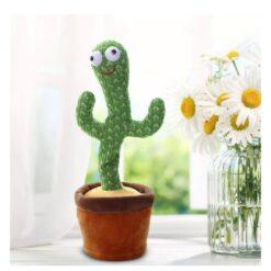 Essen 32cm Dancing Singing Talking Cactus Plush Toy - CACTUS
