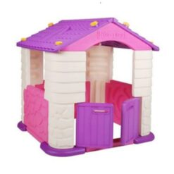 Edu-Play Playhouse Pink PH-7328
