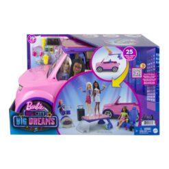Barbie: Big City, Big Dreams™ Transforming Vehicle Playset - GYJ25