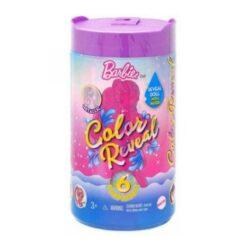 Barbie Color Reveal Shimmer Series Chelsea Surprise Doll - GTT23