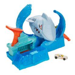 Hot Wheels - City Color Shifter Shark Jump - GJL12