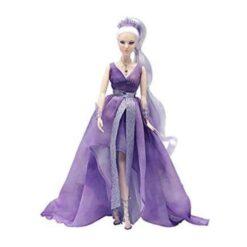 Barbie Crystal Fantasy Collection Amethyst Doll - GTJ96
