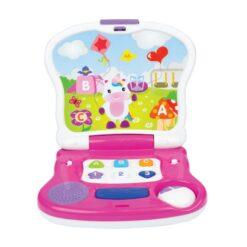 Winfun - Laptop Junior Unicorn - Pink - 008083-01