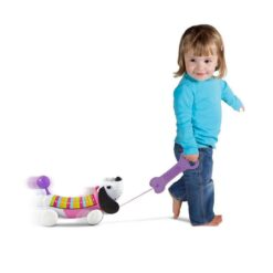 LeapFrog - AlphaPup Toy - LF80-19242E-Pink