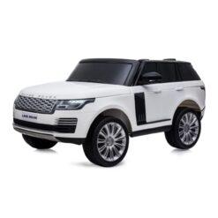 Kids Ride On Licensed Land Rover Elite 24 V - White