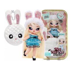 Na Na Na Surprise 2-in-1 Soft Fashion Doll Glam Series - Alice Hops - MGA575139