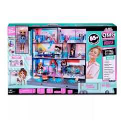 LOL Surprise Wood Doll House With 85+ Surprises - MGA-577270