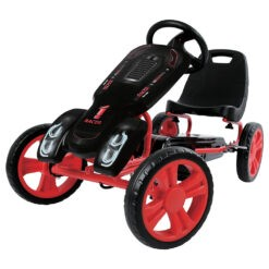 Hauck Toys For Kids - Racer - Go Cart - Red - 908024