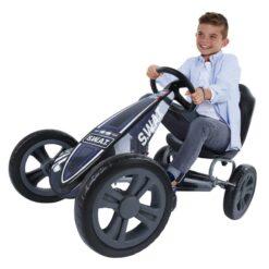 Hauck Toys For Kids - Cyclone SWAT Trike - Black - 906099