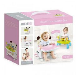 Happicute Health Care Booster Seat For Baby - Pink