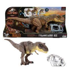 Dino Escape Jurassic World Attack T-Rex Mattel - GWD67